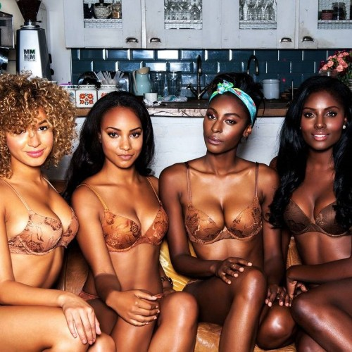founder of lingerie line for black women crowned fashion