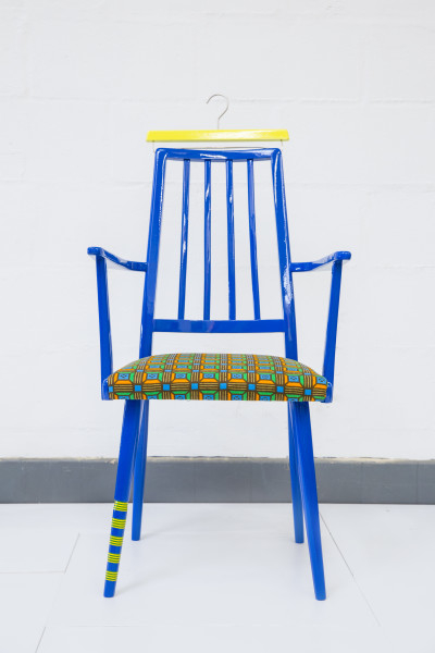 UNIQUE: One of Yinka's designs