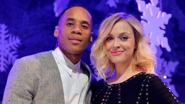 POPULAR DUO: Reggie Yates and Fearne Cotton will host the Top of the Pops special