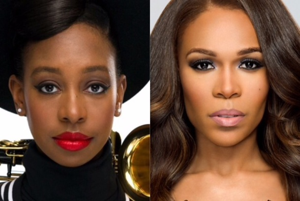 MUSICAL PAIRING: YolanDa Brown and Destiny's Child's Michelle Williams