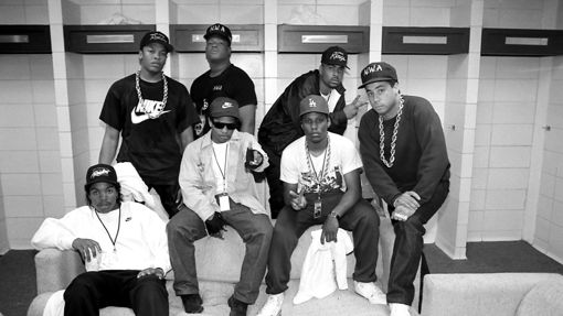 RECOGNISED: N.W.A
