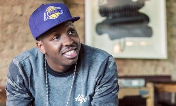 PROUD TO BE INVOLVED: Jamal Edwards MBE
