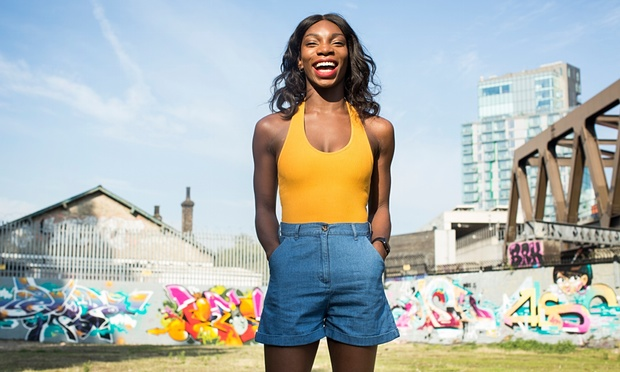 Image result for chewing gum michaela coel