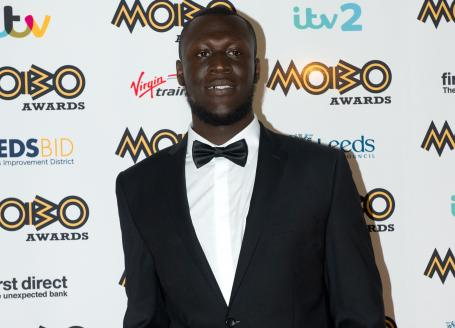EYES ON THE PRIZE: Stormzy
