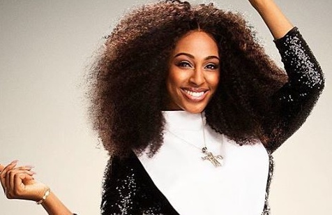 ICONIC ROLE: Alexandra Burke has landed the part of Deloris Van cartier in the Sister Act tour