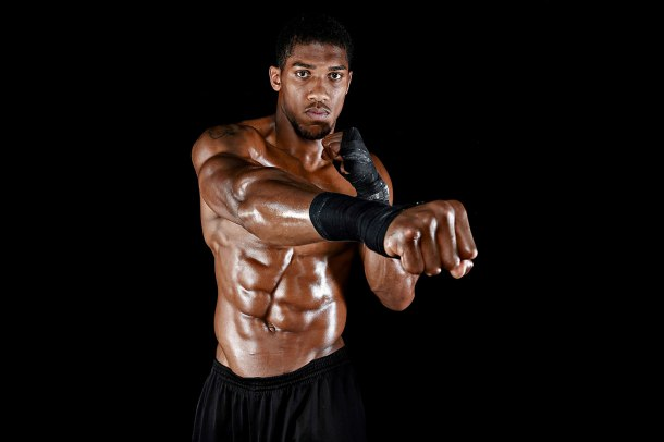APRIL FIGHT NIGHT: Anthony Joshua