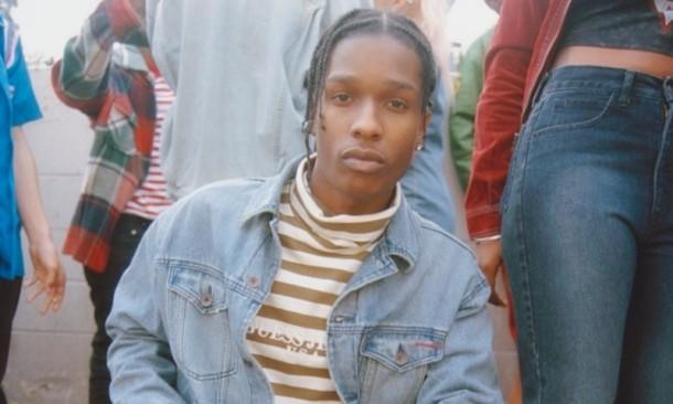 NEW LINE: A$AP Rocky