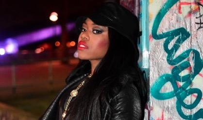 STATESIDE SWAG: Birmingham rapper Lady Leshurr