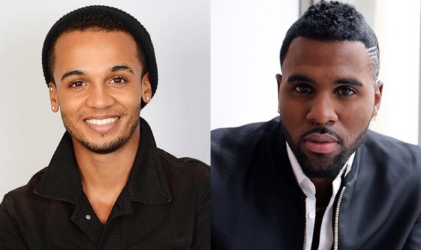 SUPPORT: Former JLS singer Aston Merrygold will open for Jason Derulo in his UK and Ireland tour