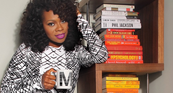 BUSINESS EMPIRE: Myleik Teele