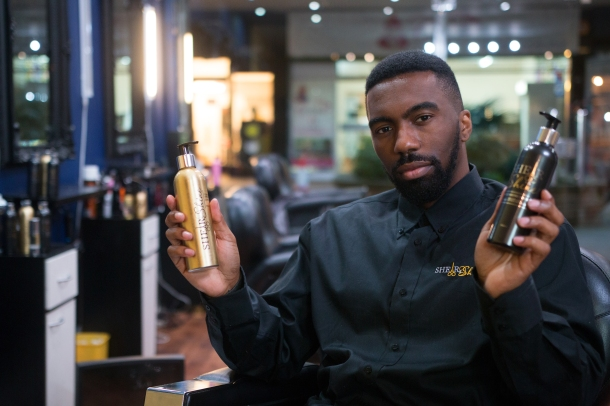 MAKING GROOMING INCLUSIVE: Aaron Wallace