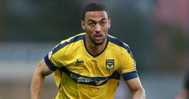 MAN OF THE MATCH: Kemar Roofe