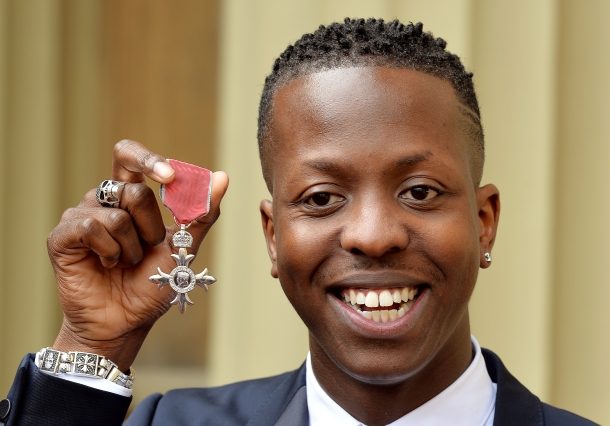 EXPANDING HIS BUSINESS EMPIRE: Jamal Edwards MBE