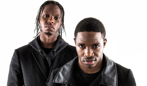 TEAM UK TO THE WORLD: Krept and Konan feature on the Creed soundtrack