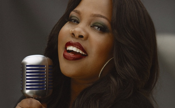 HEADING TO THE WEST END: Amber Riley [CREDIT: Blair Caldwell]
