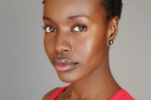 STATESIDE SUCCESS: Anna Diop