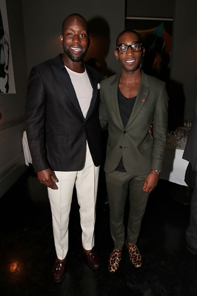 DISTURBING THE WORLD: Dumi with Tinie Tempah