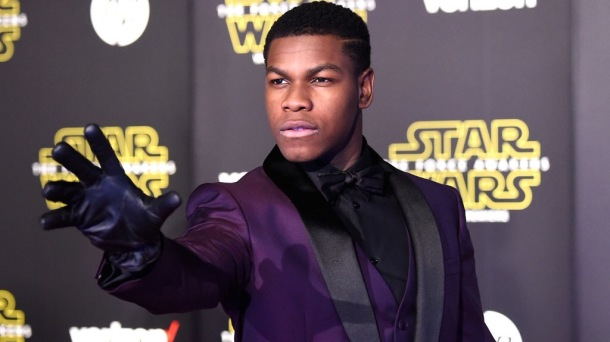 BAFTA VOTE: London-born actor John Boyega