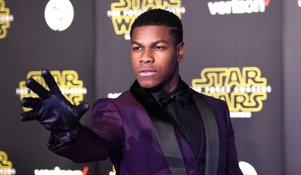NEXT CHAPTER: John Boyega