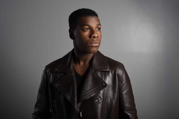 NEW ROLE: John Boyega