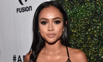 GIVING BACK: Karrueche Tran