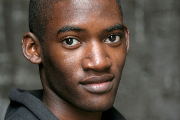 CENTRE STAGE: Malachi Kirby