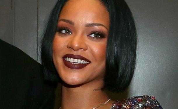 HEADLINER: Rihanna