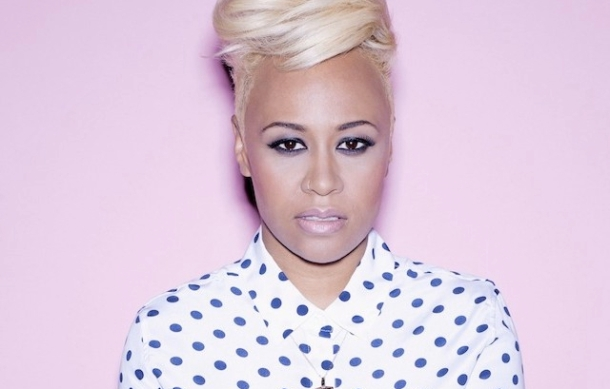 MAKING A CHANGE: Emeli Sandé