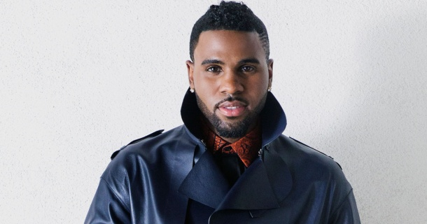 AWARD CEREMONY: Jason Derulo