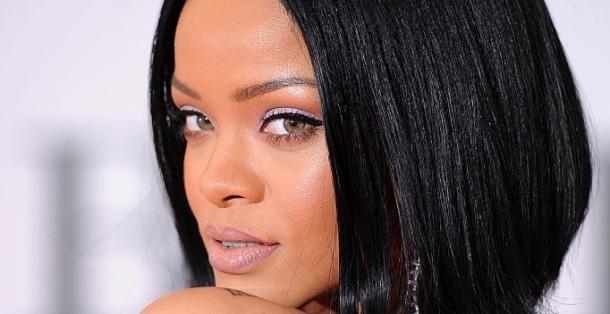 TOP SPOT: Rihanna