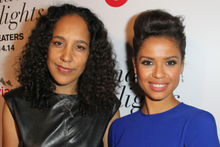 REUNITED: Gina Prince-Bythewood and Gugu Mbatha-Raw