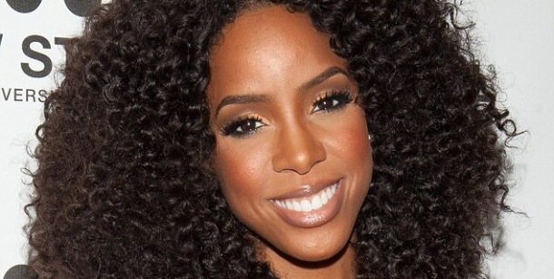 FOR THE CHOCOLATE GIRLS: Kelly Rowland