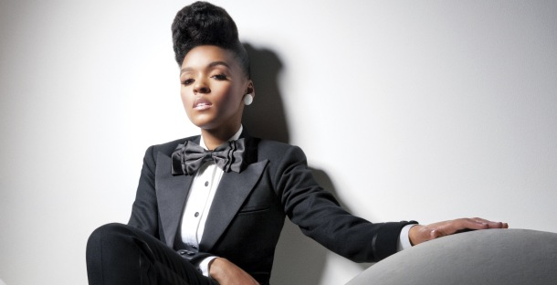 OUT OF THIS WORLD: Janelle Monáe