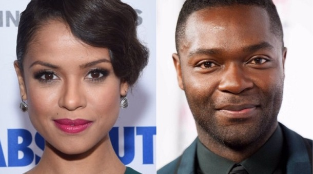 NEW FILM: Gugu Mbatha-Raw and David Oyelowo