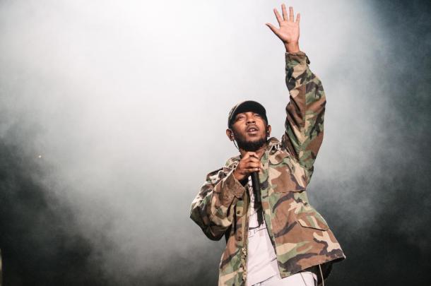 SURPRISE ALBUM: Kendrick Lamar
