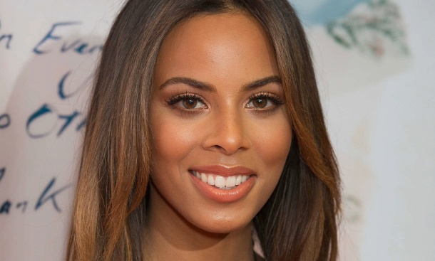 STAR-STUDDED CAMPAIGN: Rochelle Humes