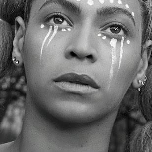 WORK OF ART: Beyoncé sports Laolu's work
