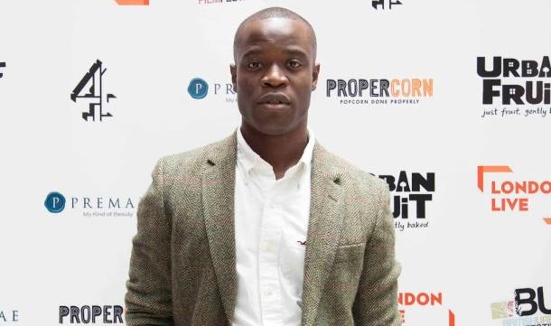 HOLLYWOOD ROLE: Emmanuel Imani