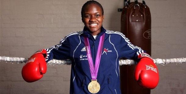HEADING TO RIO: Nicola Adams