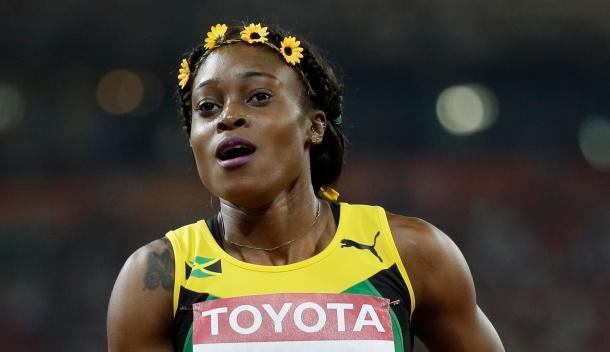 NEXT SPRINT STAR: Jamaica's Elaine Thompson