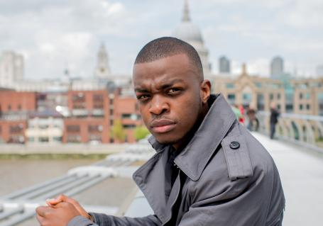 NEW ROLE: George The Poet