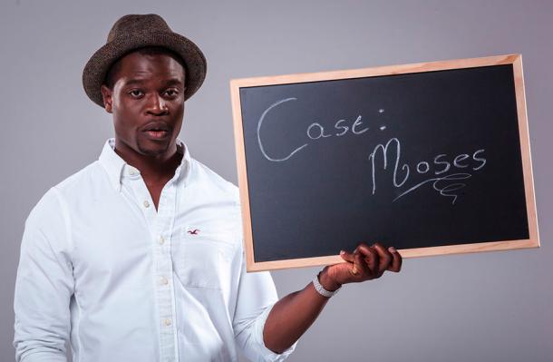 LEAD ROLE: Emmanuel Imani