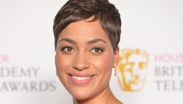 LEAD ROLE: British actress Cush Jumbo