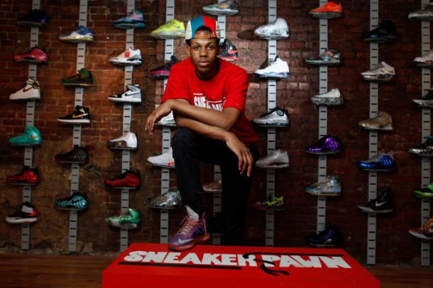 SNEAKERS TO SALES: Chase Reed