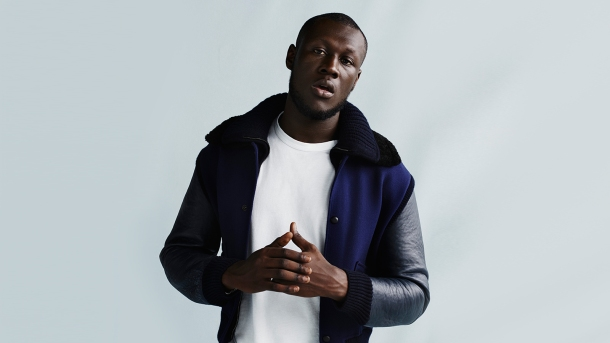 GIVING BACK: Stormzy