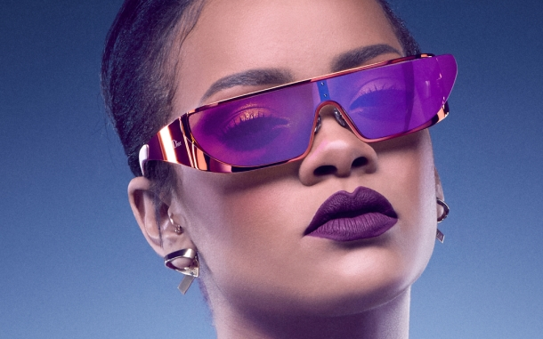 EXPANDING HER BUSINESS EMPIRE: Rihanna