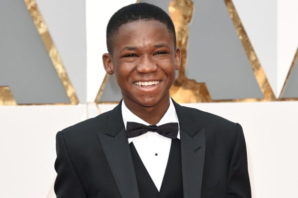 HOLLYWOOD ROLE: Abraham Attah