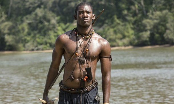HISTORY: British actor Malachi Kirby stars as Kunta Kinte in the remake of classic, Roots