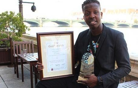 TOP AWARD: Jamal Edwards MBE