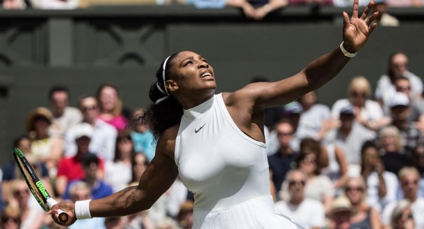 MILESTONE: Serena Williams